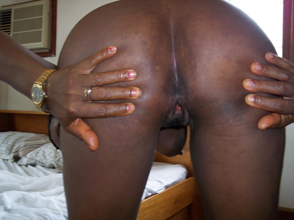 Африканские большие попки секс