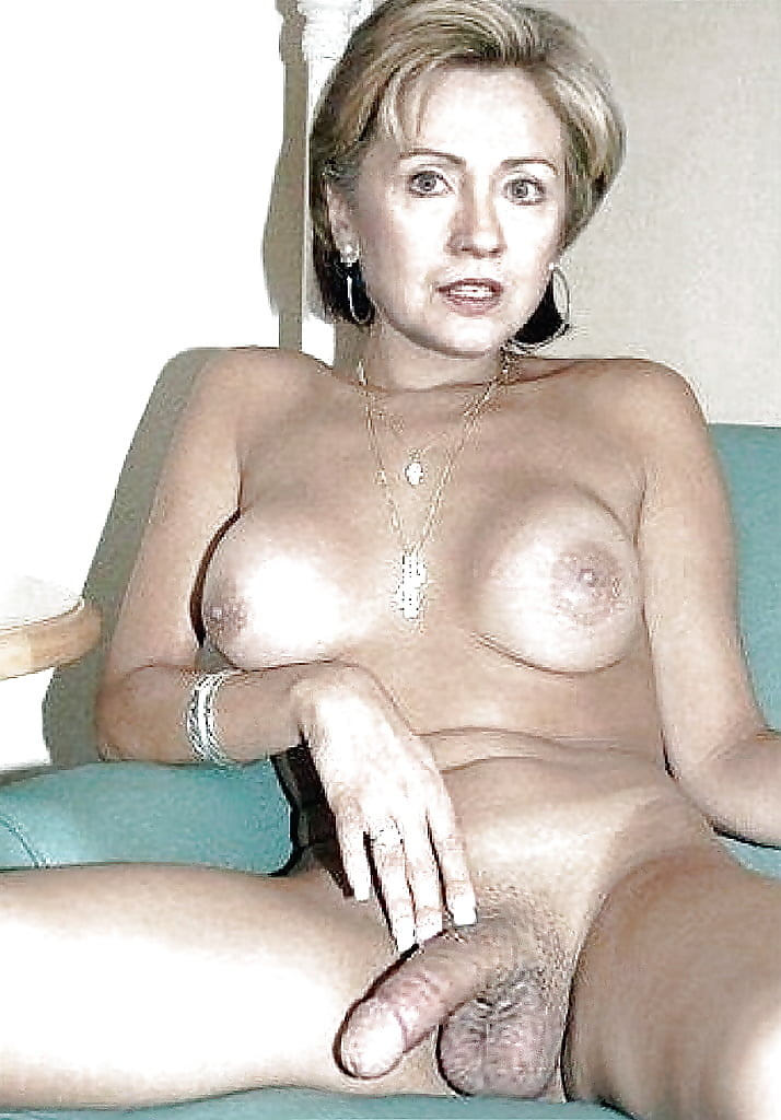 Eat hillary clintons pussy — photo 3