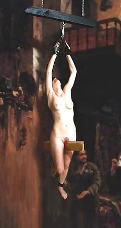 Wooden Horse Torture Bdsm