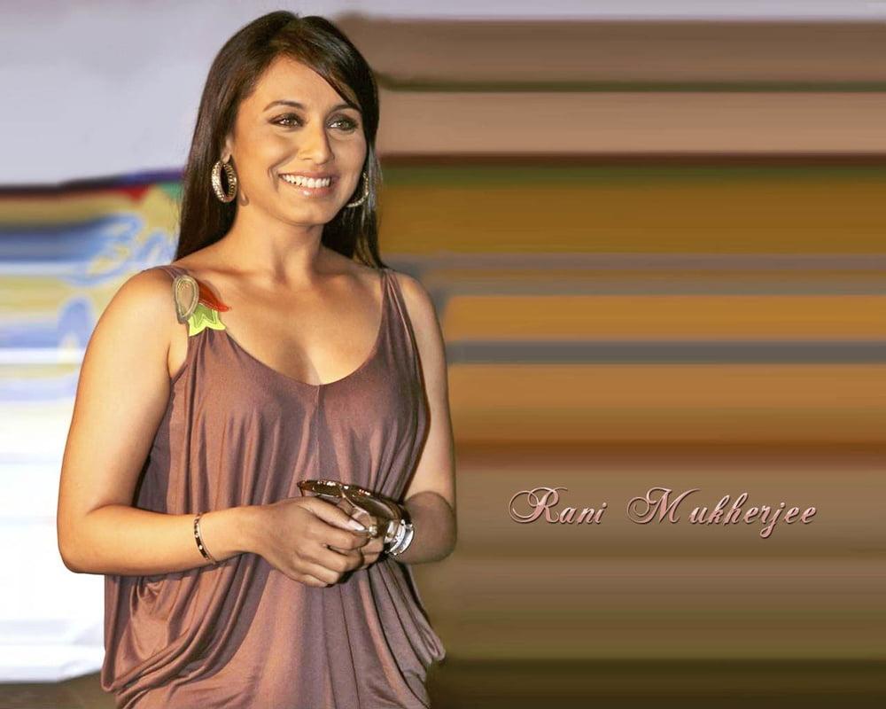 Rani mukherjee naked boobs-8324