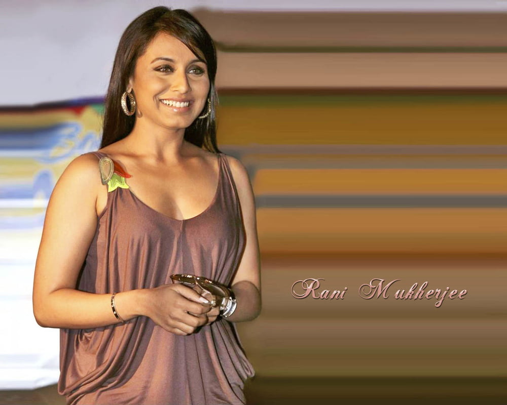 Rani mukherjee nude porn-6402