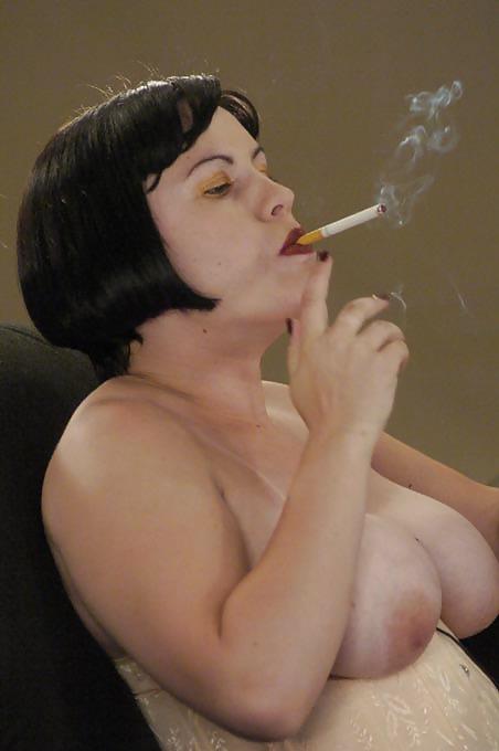 Sex and smoking fetish movies