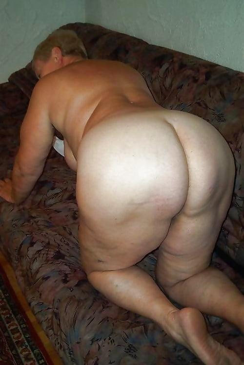 Big butt old black women