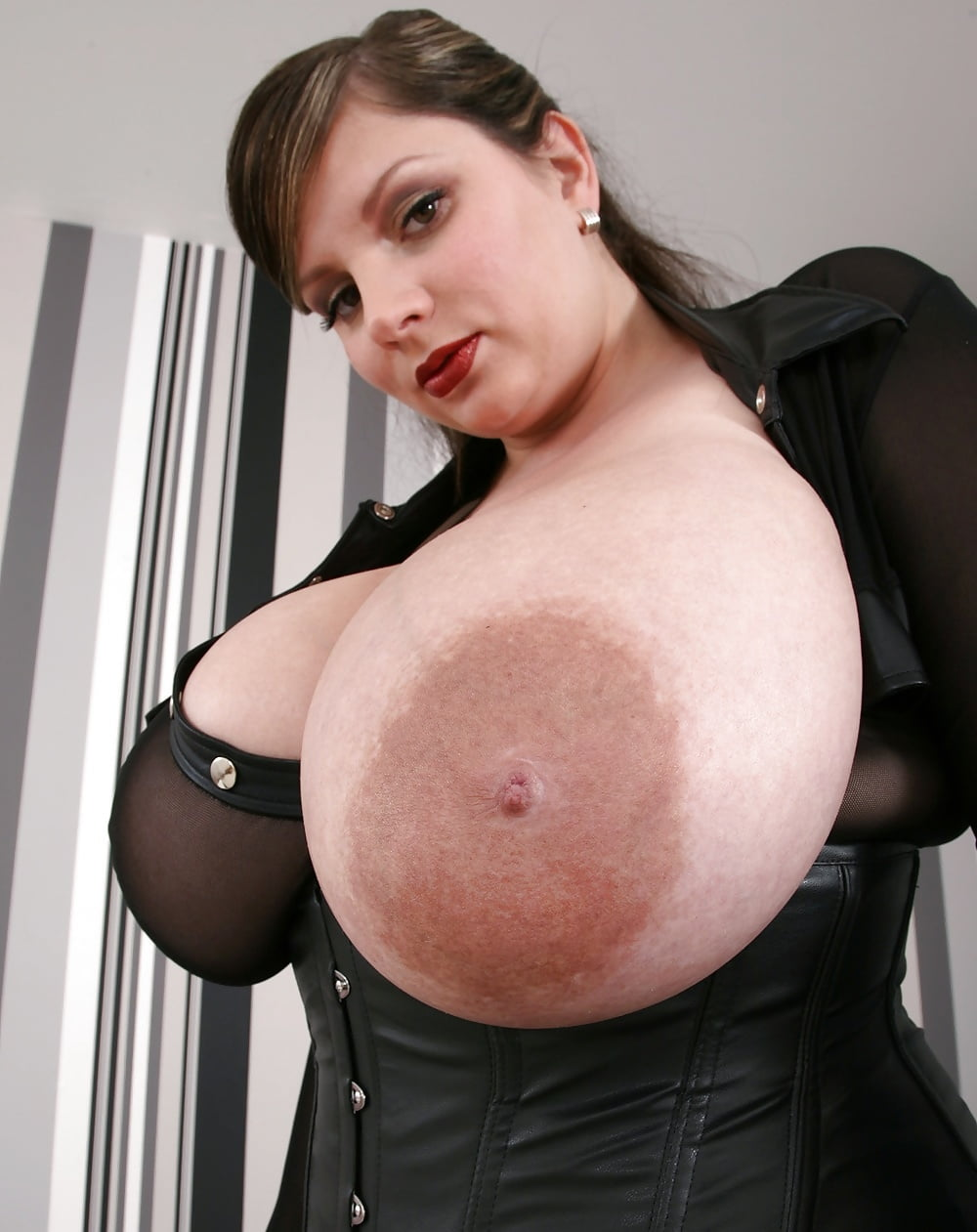 Enormous fat breasts