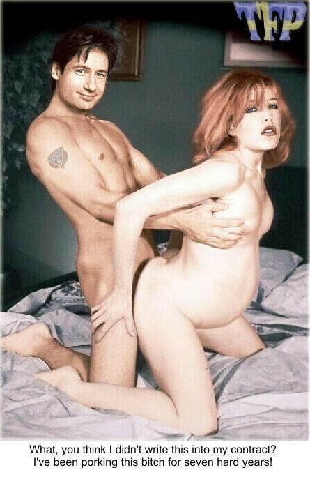 Дана скалли фото порно, смотреть порно и секс ролики онлайн