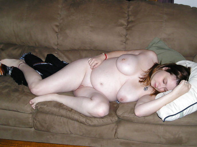 Drunk fat girl naked #3