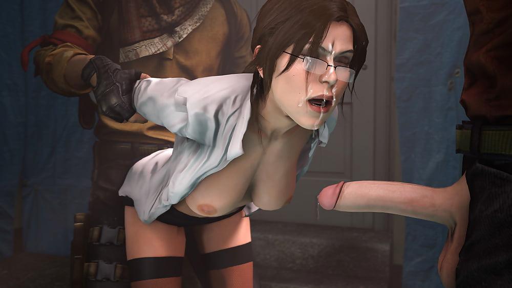 Portage De Tomb Raider Est En Bonne Journal Mature Tube 1