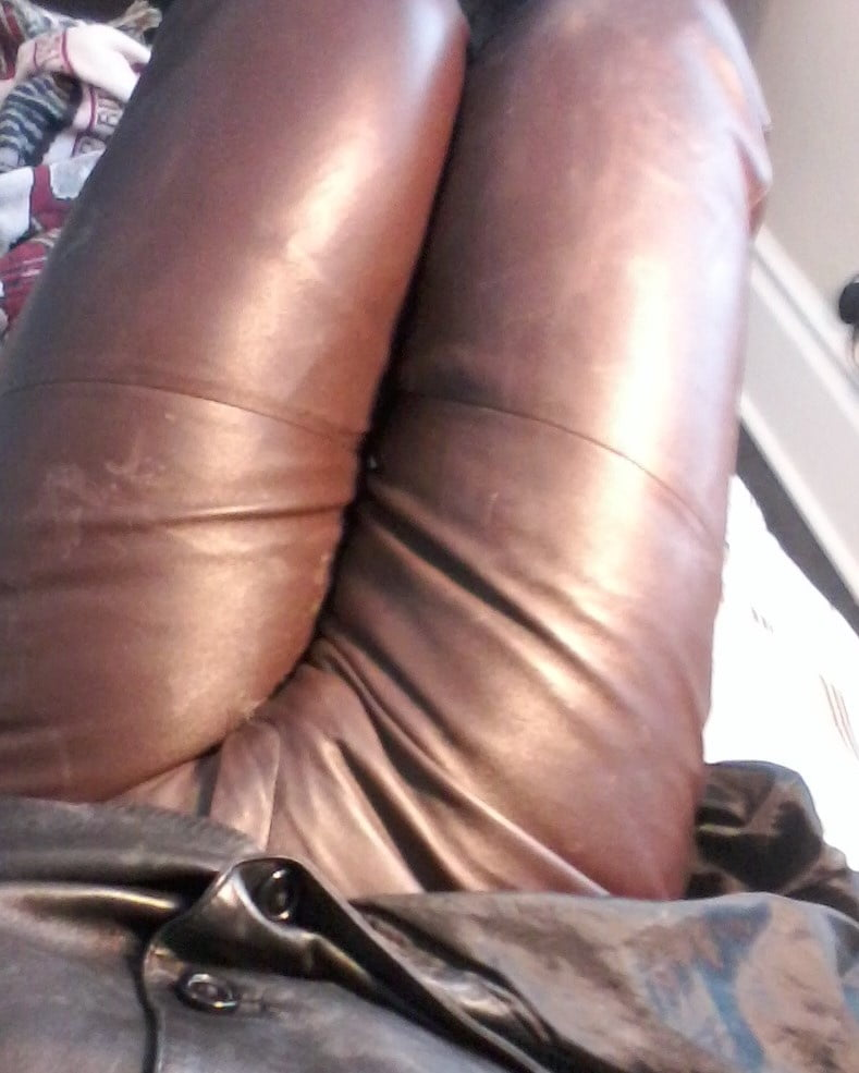 Brown boots porn
