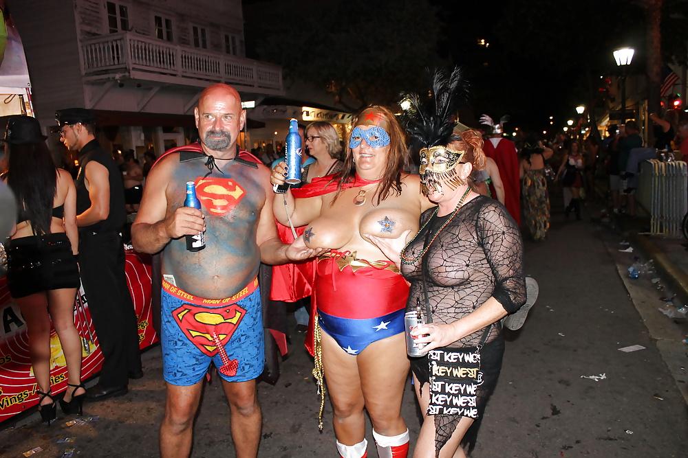 Fantasy Fest Flashing Dick Free Pics