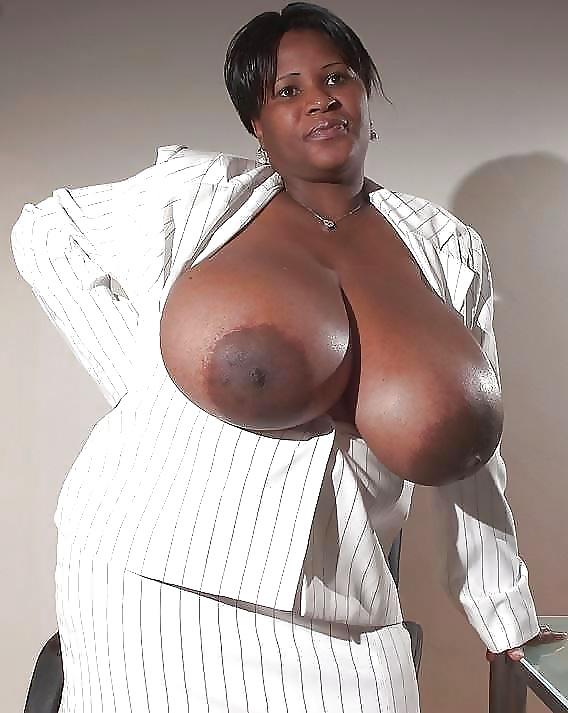 Big black amateur boobs-8788