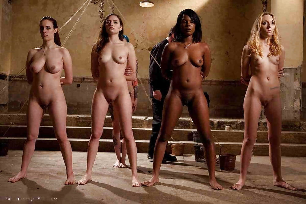 Nude harem slaves auction girls