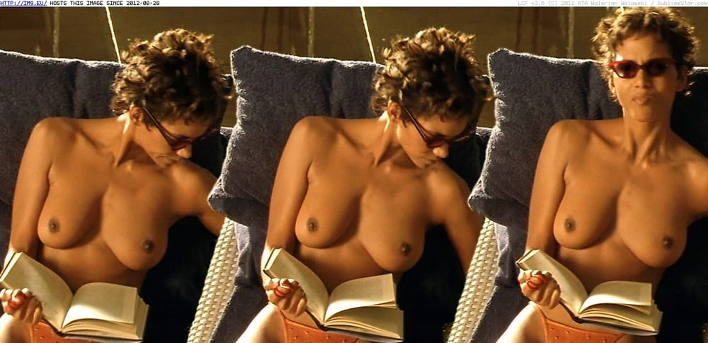 Halle berry ultimate nude booty collection