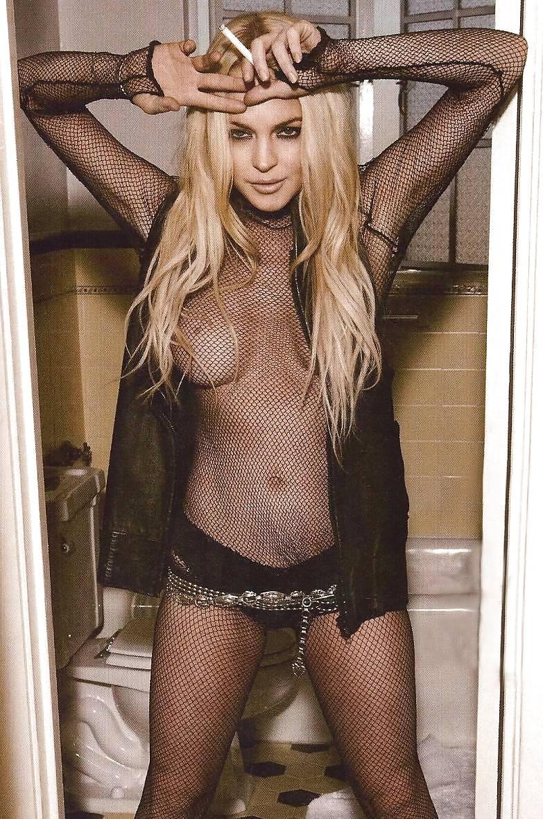 Lindsay lohan real nude
