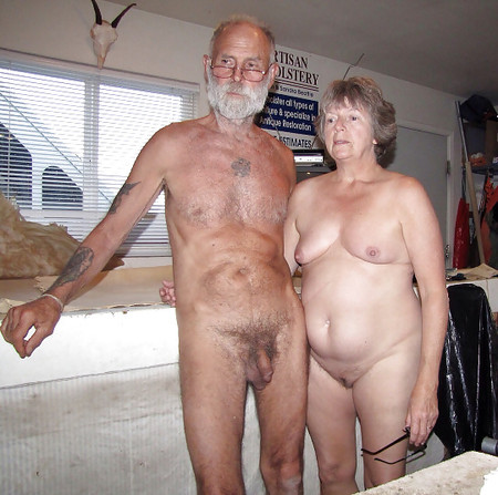 old couple nude pics