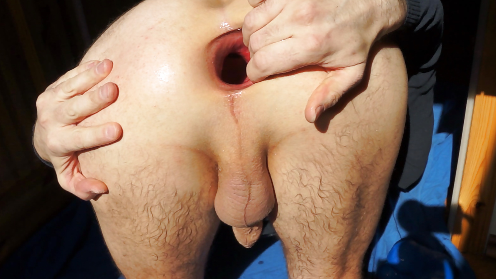 Best live sex sites for watching a butt plug gaping a man's ass