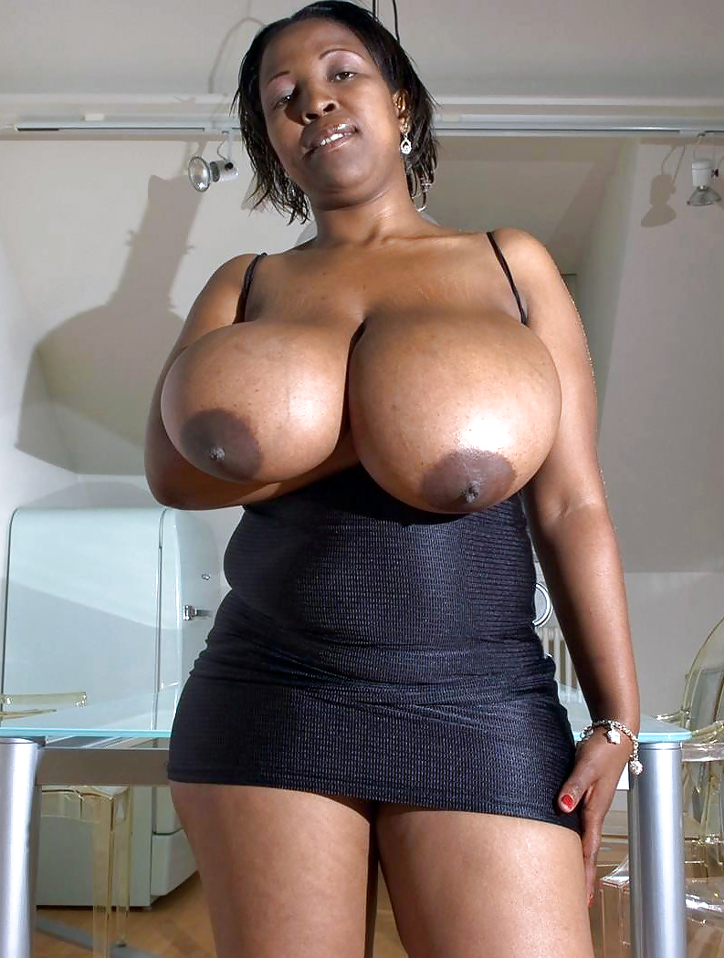 Thick big tit black girls nudes #1
