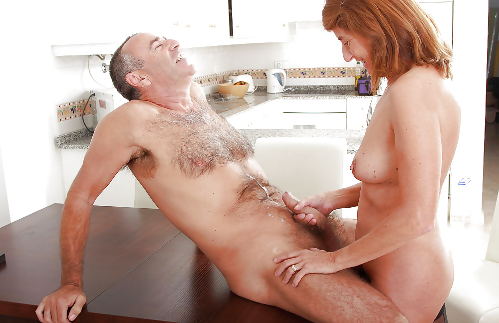Mature Bbw Makes Younger Guy Cum Twice