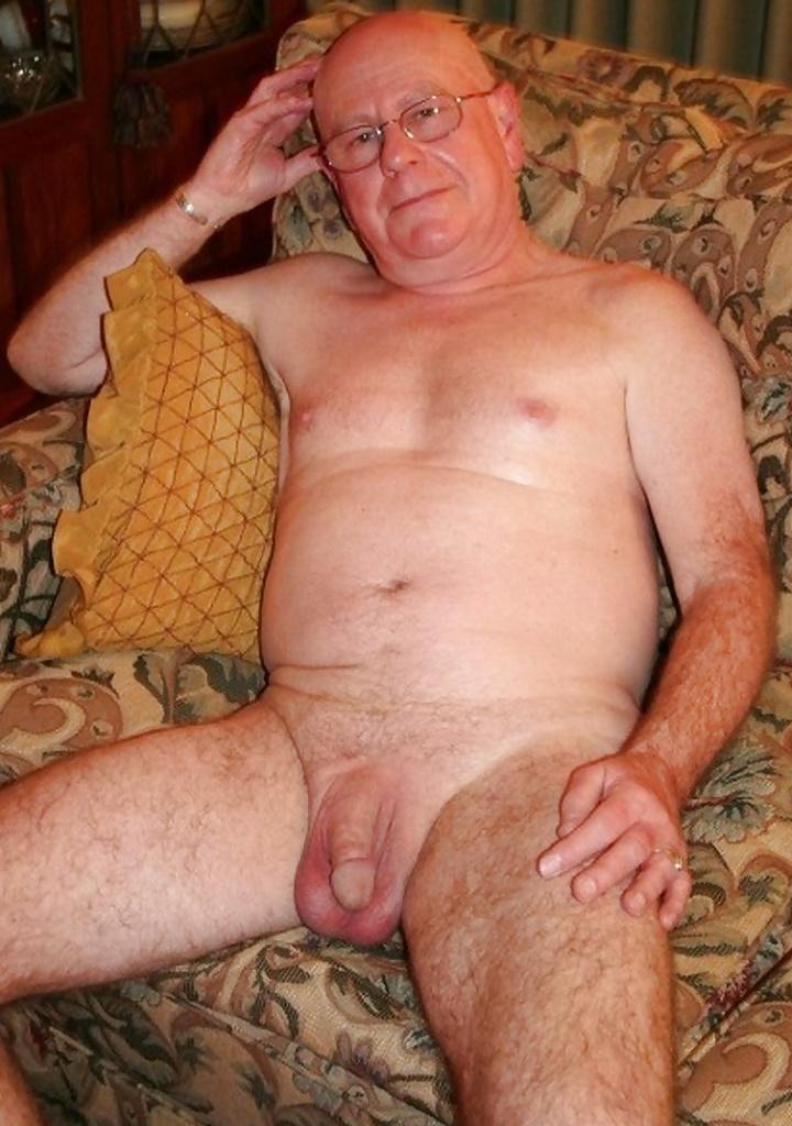 Naked photos of grandpas — img 11