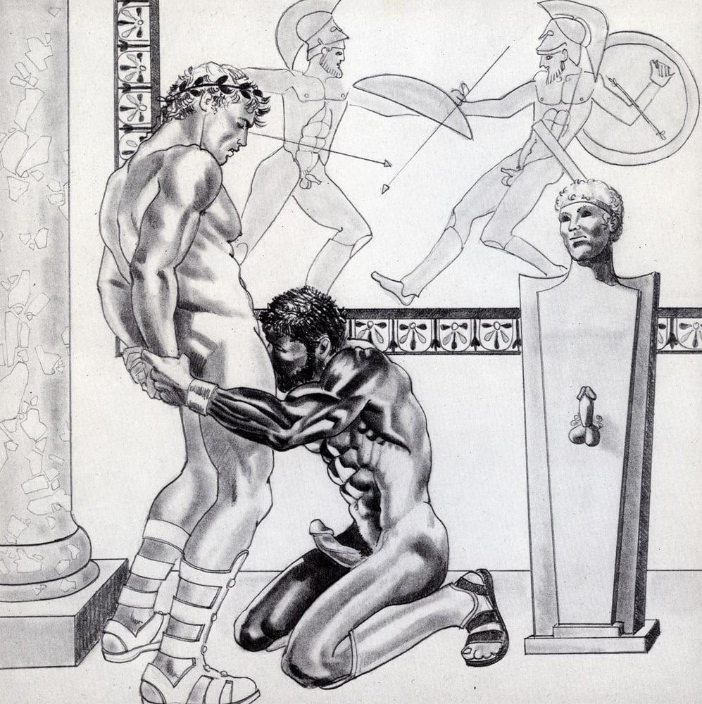 Roman sexual exploits