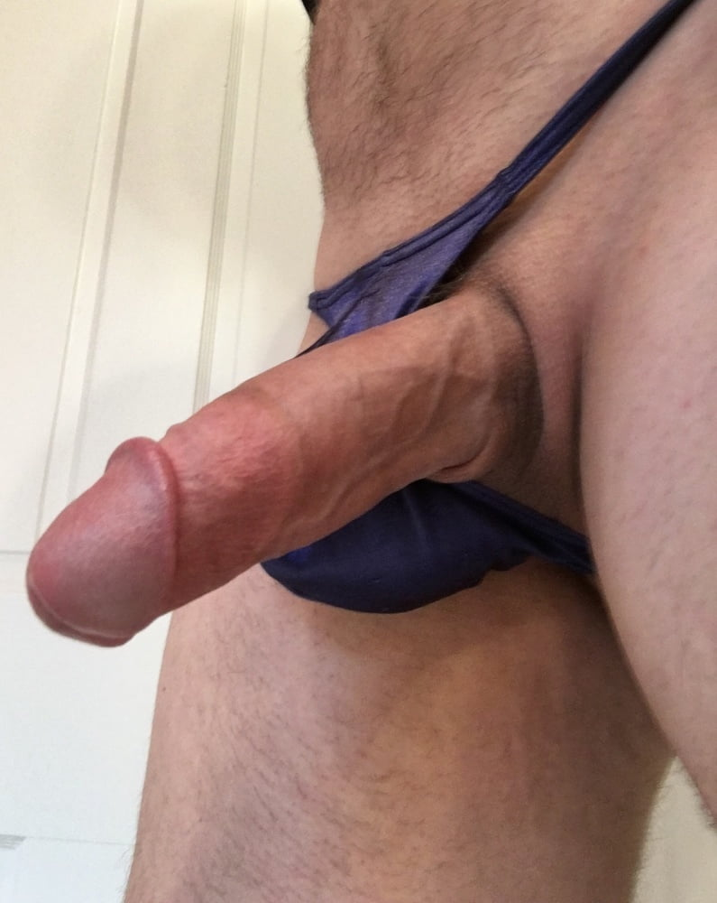 Soft and hard penis
