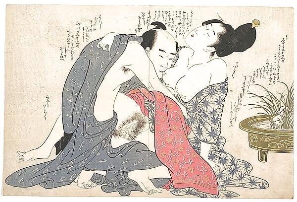 Japanese erotic art photo