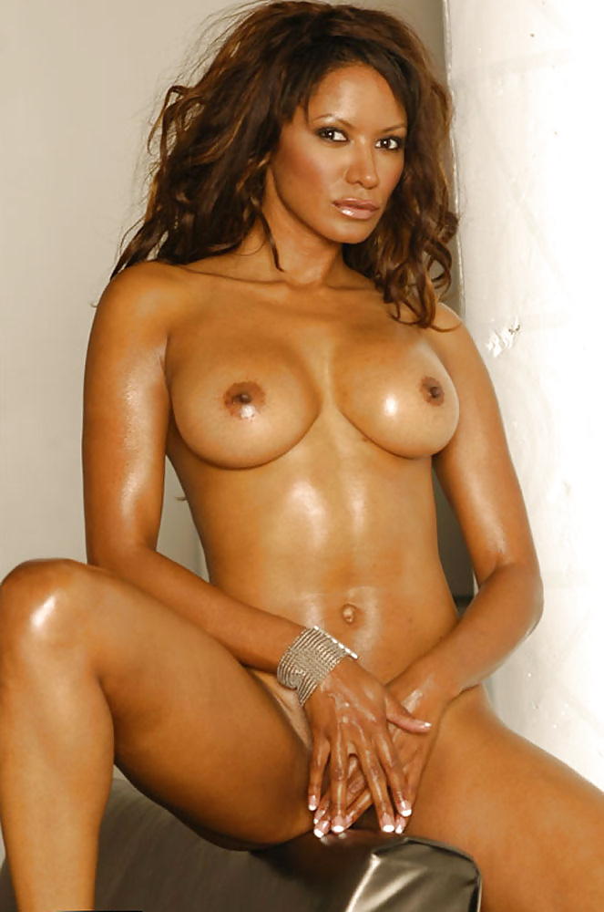 Hot black actresses nude