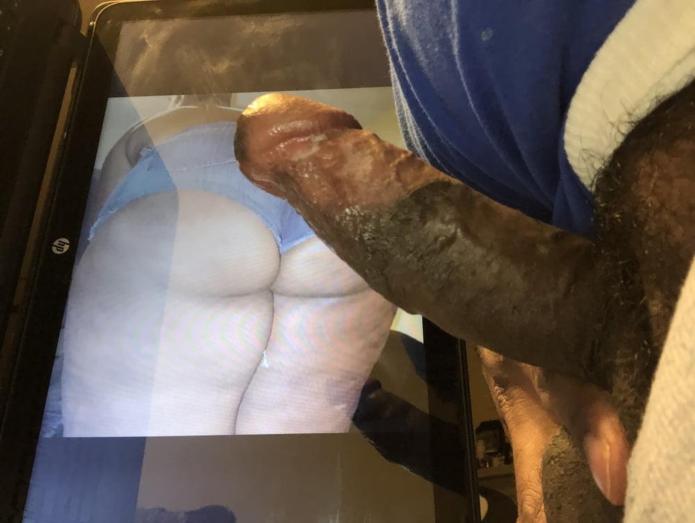 Thick ebony stripper