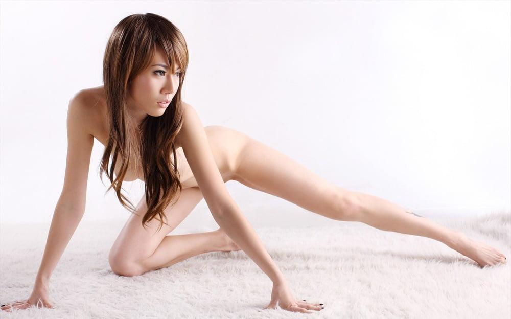 Korean pretty nude