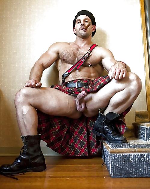 Scottish man nude — photo 8
