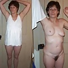 Mature wife showing off her body