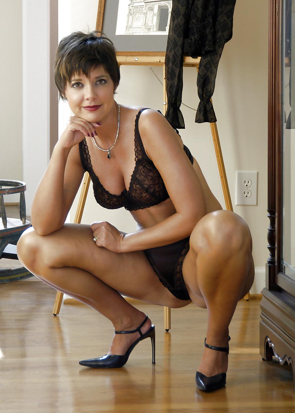 Фото красивых сексуальных зрелых женщин нас