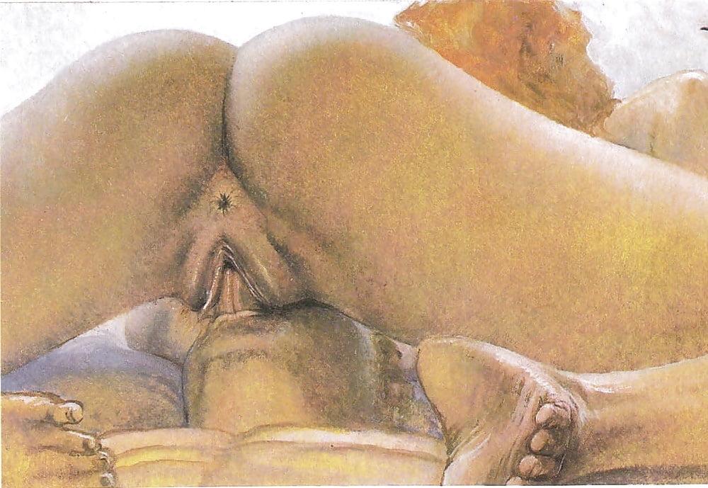Erotic Art Vagina