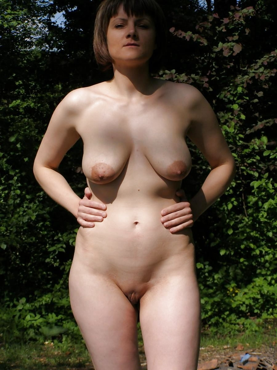 Russian Mom With Saggy Tits  Yummy Long Pussylips - 44 -6054
