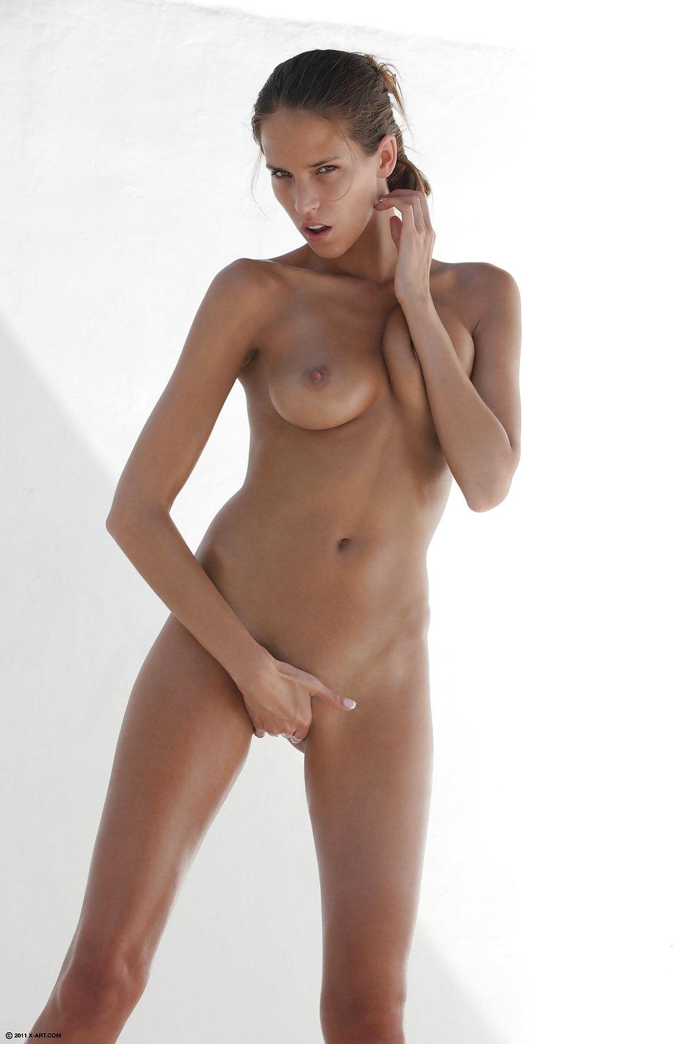 Naked tan boobs-9836