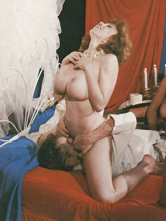 Stocking threesome pictures