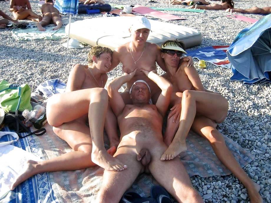 Freunde Nackt