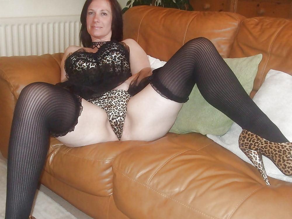 Big Tits Milf Fuck Sofa