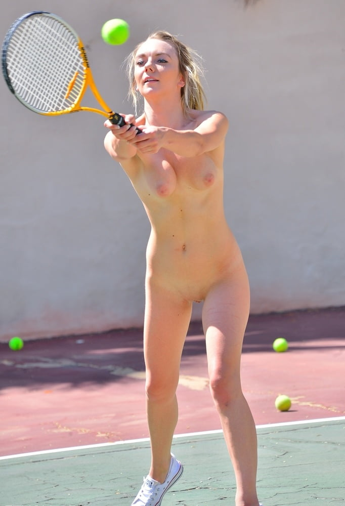 Nude famous female tennis player, unexpectedly hot naked girls