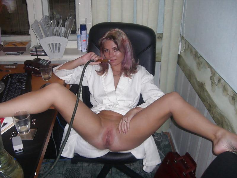 любительские фото секса в офисе - 13