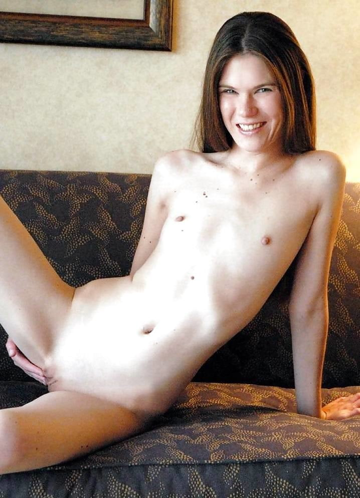 Very skinny young small boobs — photo 6