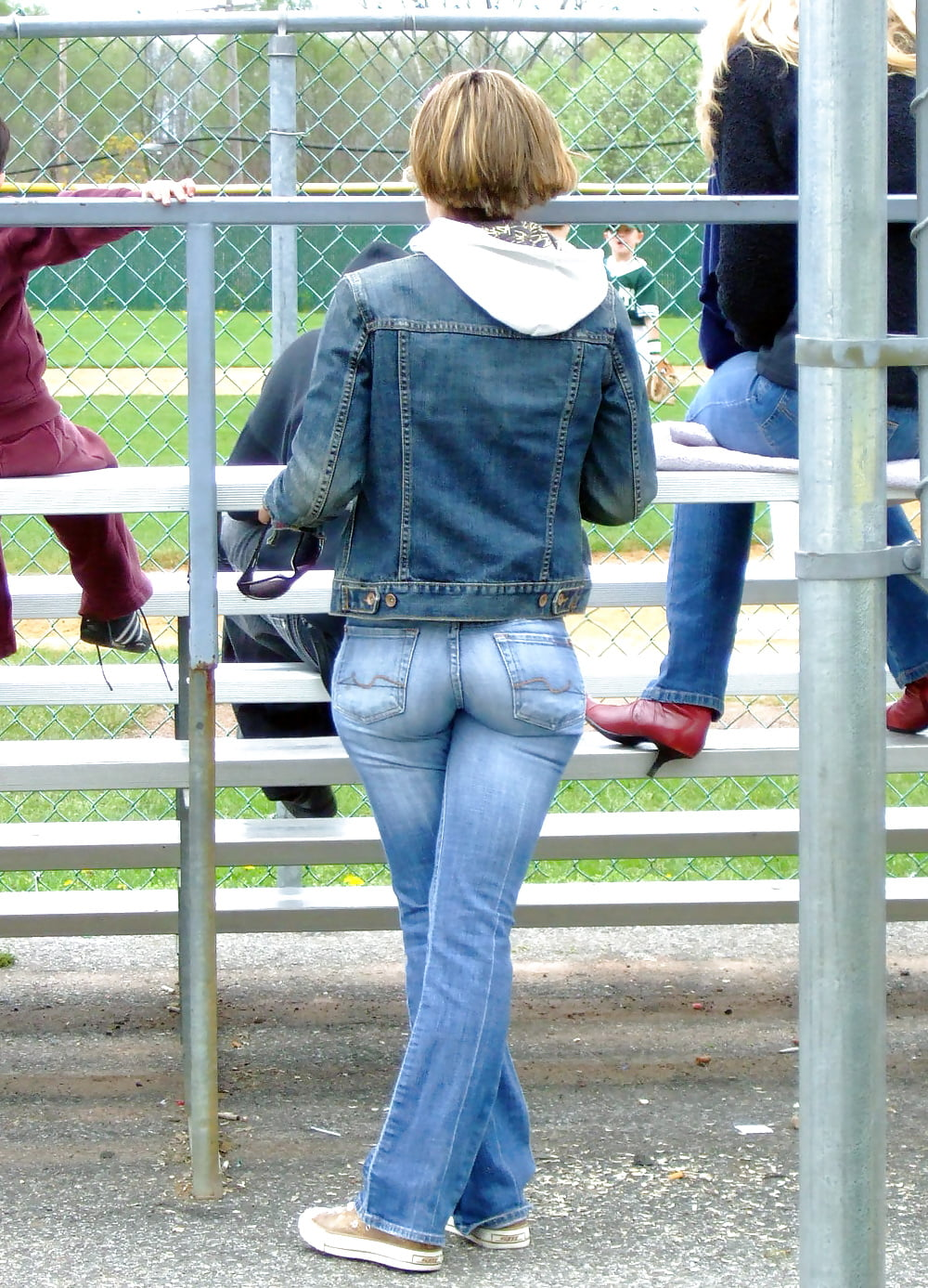 mustang-candid-ass-jeans-blood