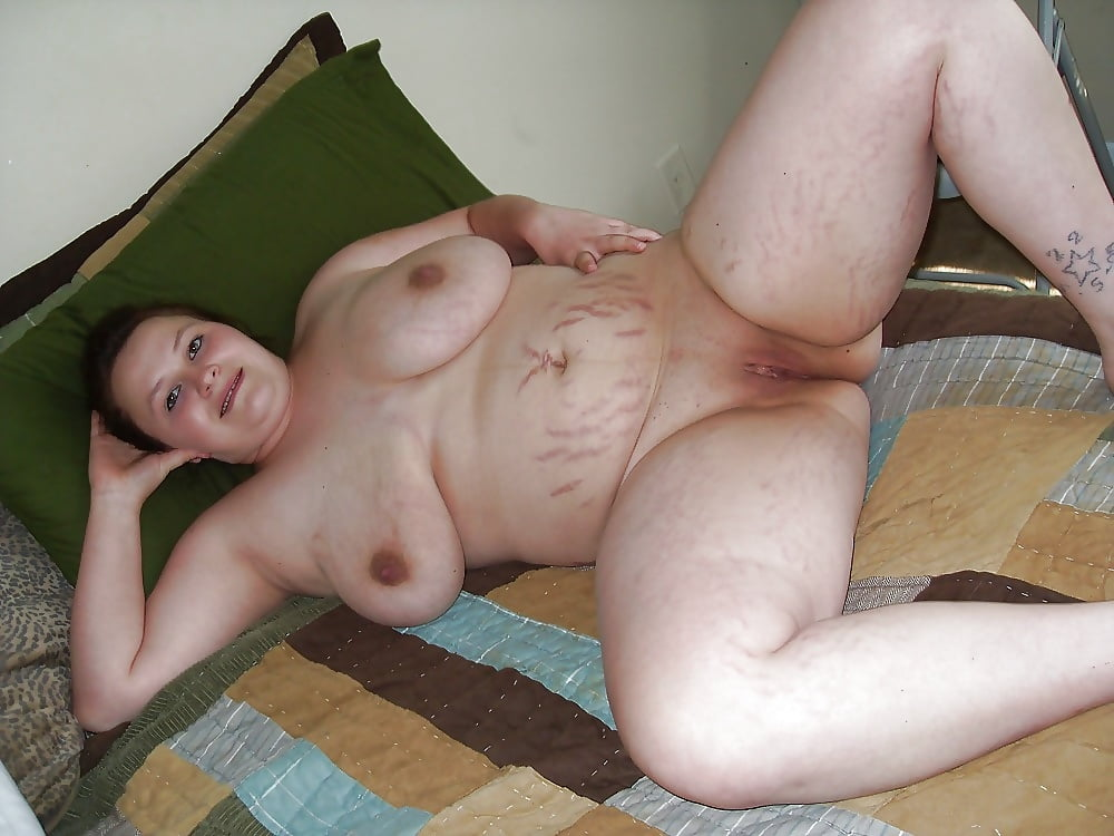Ugly fat naked mature women