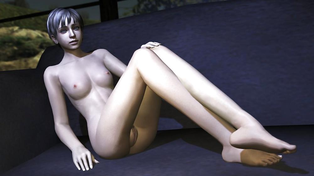 Chamber nude rebecca