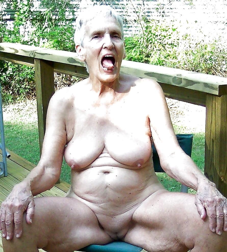 голые старухи