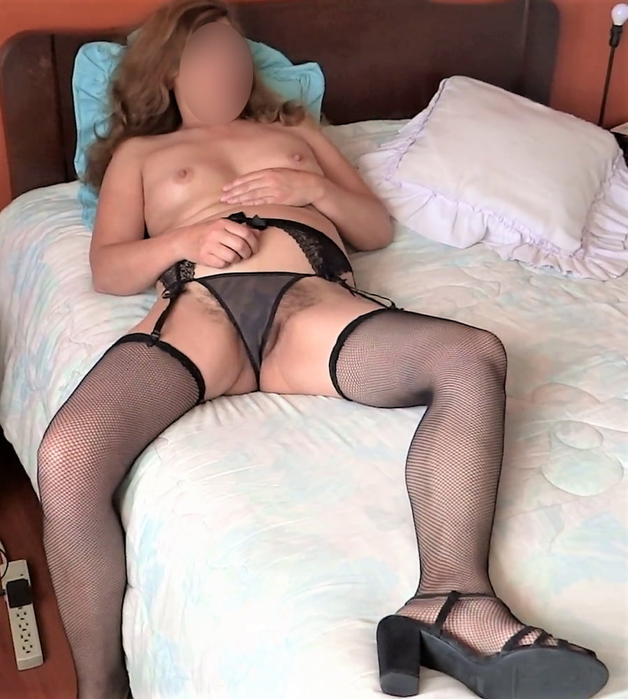 My mature wife, watch her videos too - 60 Pics