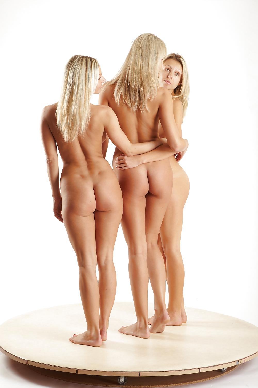 Naked women perfect tits