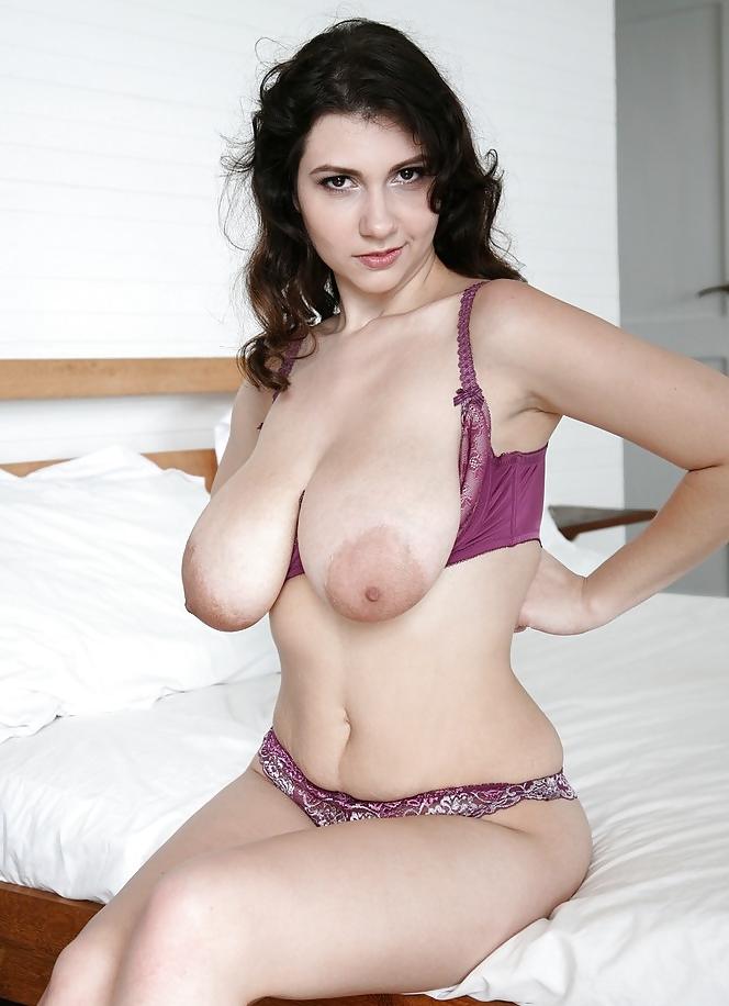 Big boob brunette cute