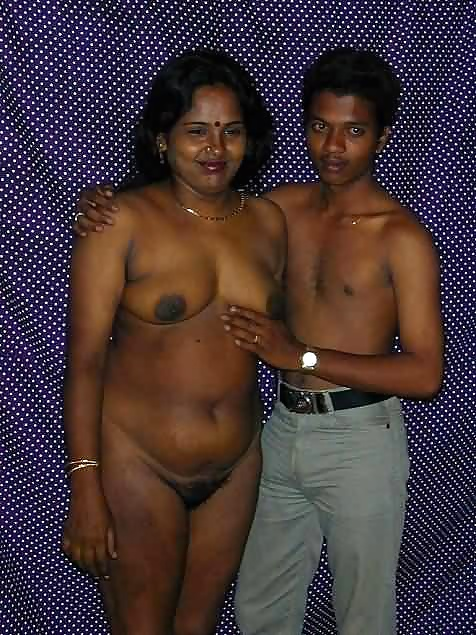 Nude aunty and son, bdsm comic picture