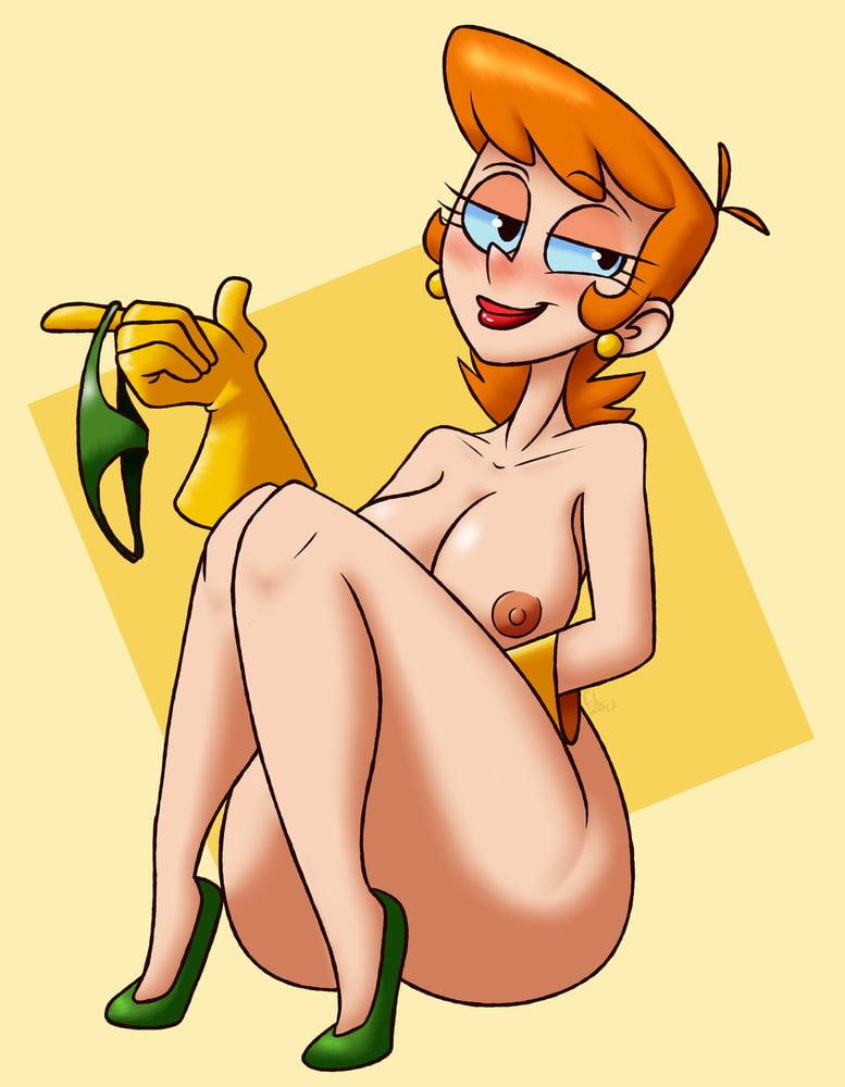 Dexter laboratory mom cartoon porn