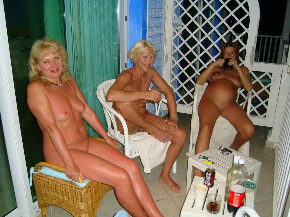 Nudist Teens On Holiday